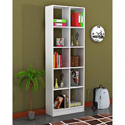 Comfy Home Termo Kitaplık - Beyaz