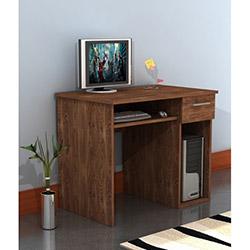 Comfy Home Kale Çalışma Masası - Ceviz