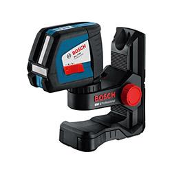 Bosch GLL 2-50 Profesyonel Çapraz Çizgili Hizalama Lazeri (BM 1 Manyetik Aparatlı)