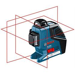 Bosch GLL 3-80 P+BM1 Düzlemsel Hizalama Lazeri (BM 1 Manyetik Aparatlı)