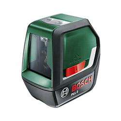 Bosch PLL 2 SET Çapraz Çizgili Hizalama Lazeri