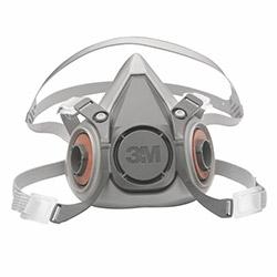 3M 6200 Orta Boy Yarım Yüz Maskesi