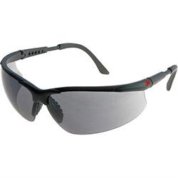 3M 2751 AS/AF Premium Sınıfı Gri Güvenlik Gözlüğü