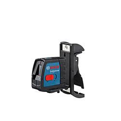 Bosch GLL 2-15 Profesyonel Çapraz Çizgili Hizalama Lazeri (BM 3 Manyetik Aparatlı)