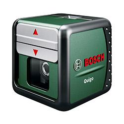 Bosch Quigo Çapraz Çizgili Hizalama Lazeri
