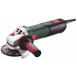 Metabo WEV 15-125 Quick Elektrikli Avuç Taşlama - 1550 Watt