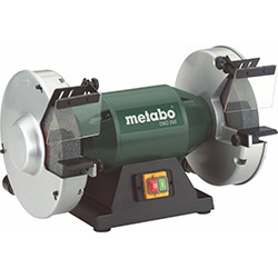 Metabo DSD 250 Elektrikli Taşlama Tezgahı (250 mm) - 900 Watt