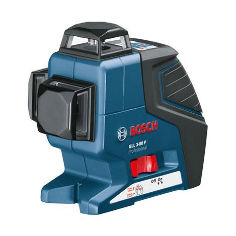 Bosch GLL 3-80P Profesyonel 360 Derece Düzlemsel Lazeri ve BT150 Tripod