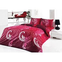 Baysal Destiny Kırmızı Çift Kişilik Uyku Seti
