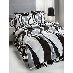 Kupon Comfort Çift Kişilik Uyku Seti