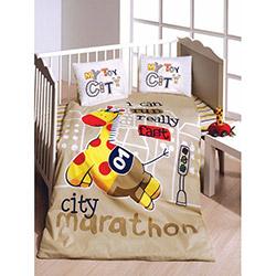 Kupon City Marathon Bebek Nevresim Takımı