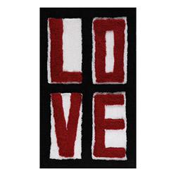 Alessia Love 3'lü Klozet Takımı - Kırmızı