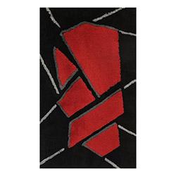 Alessia Tılsım 3'lü Klozet Takımı - Kırmızı
