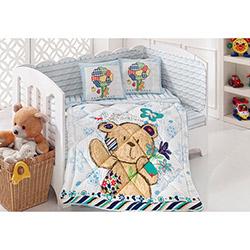 Kupon Teddy Bear 2 Bebek Uyku Seti