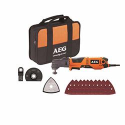 Aeg OMNI300 Powerpack Testere