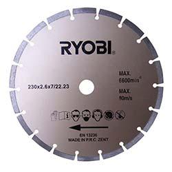 Ryobi Elmas Testere 1x230 mm