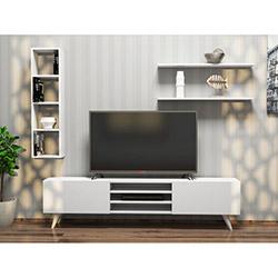 House Line Poligo Tv Ünitesi - Beyaz