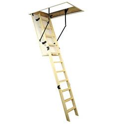 Çağsan Ahşap Çatı Merdiveni - 70x120 cm