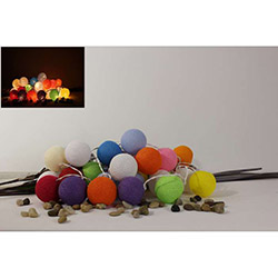 Crea Lighting Color Balls CRL-233 Abajur