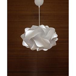 Donna Large Enerji Tasarruflu Sarkıt - Beyaz