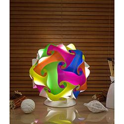 Libra Rainbow Enerji Tasarruflu Abajur - Gökkuşağı