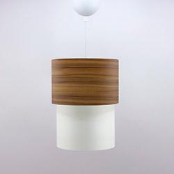 Crea Lighting/Doubleshade Wood Sarkıt (20 cm) - Elma