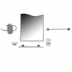 Dibanyo Amasra Aynalı 6'lı Banyo Seti