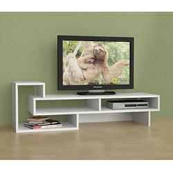 Matte Tetra Tv Sehpası - Beyaz
