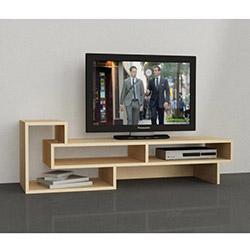Matte Tetra Tv Sehpası - Meşe