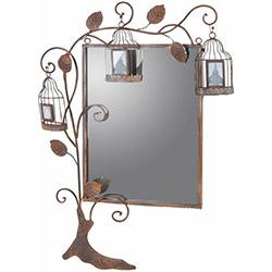 Alldeco Metal Ayna ve Resim Çerçevesi - 53x78x4 cm