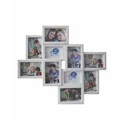 Alldeco Çoklu Resim Çerçevesi - 63x55x3 cm