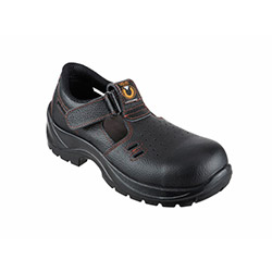 Tuğbasan Çelik Burunlu Koruyucu Sandalet Tipi Ayakkabı - 44 Numara