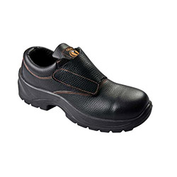 Tuğbasan Çelik Burunlu Kapaklı Koruyucu Ayakkabı - 39 numara