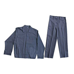 Tuğbasan Standart Mont Pantolon Takımı (Mavi) - 50 beden