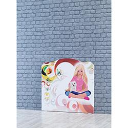 Barbie 90'lık Yatak Başlığı - Pembe