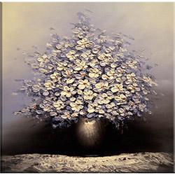 Arte P1387 Vazoda Çiçek Kanvas Tablo - 30x30 cm
