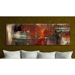 Arte CASA100 Kanvas Tablo - 120x40 cm