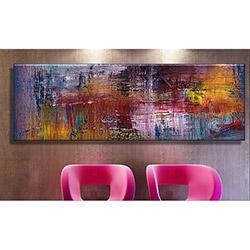 Arte CASA107 Kanvas Tablo - 120x40 cm