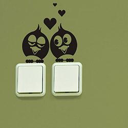 Dekorjinal PR02 Priz Sticker - 20x25 cm