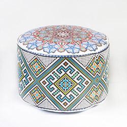 Bunerang MOR38 Moroccan Stil Padişah Puf