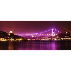 Duvar DYLC 9019 Led Işıklı Panoramic Tablo - 40x100 cm