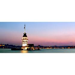 Duvar DYLC 9022 Led Işıklı Panoramic Tablo - 40x100 cm