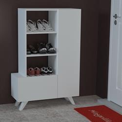 House Line Agostina Ayakkabılık - Beyaz