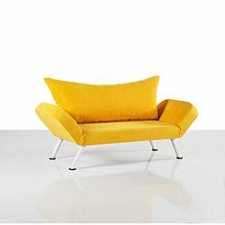 House Line Maçka Kanepe - Sarı