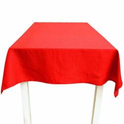 Sorgente MO-01 Masa Örtüsü - Kırmızı