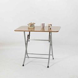 Ellnaz MS0023 Yana Yatan Mutfak ve Balkon Masası - Cordoba