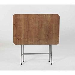 Ellnaz MS0024 Yana Yatan Mutfak ve Balkon Masası - Sümela