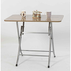 Ellnaz MS0052 Yana Yatan Mutfak ve Balkon Masası - Samba
