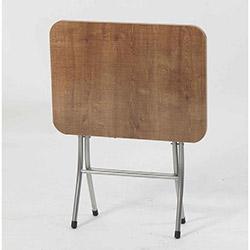 Ellnaz MS0054 Yana Yatan Mutfak ve Balkon Masası - Sümela