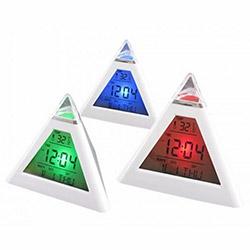Culina ENZ01326 Piramit Şeklinde Alarmlı Saat